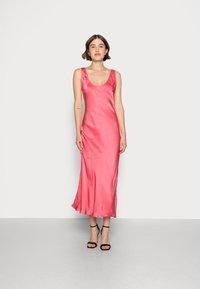 Ghost - PALM DRESS - Abito da sera - pink - 0