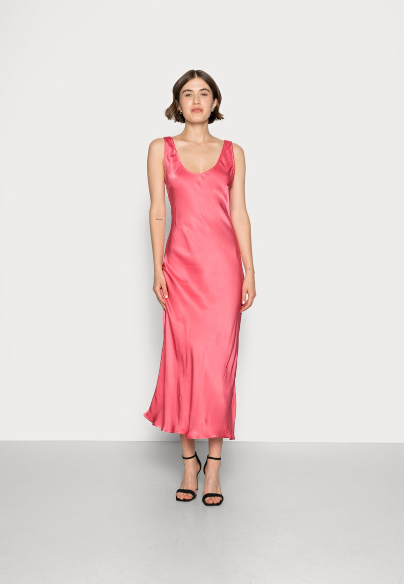 Ghost - PALM DRESS - Abito da sera - pink