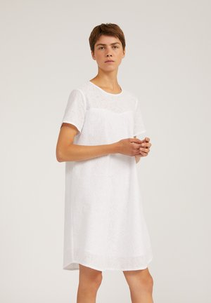 SABELAA ANGLAIS - Day dress - white