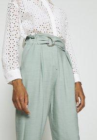 Trendyol - Pantalon classique - mint - 5