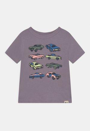 TODDLER BOY JUNE - T-shirt med print - dusty mauve