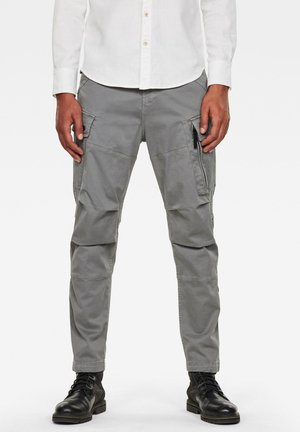 ROXIC STRAIGHT TAPERED CARGO - Pantalon cargo - lt building gd