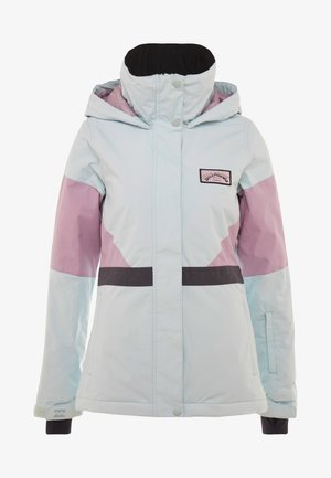 SAY WHAT - Snowboard jacket - blue haze