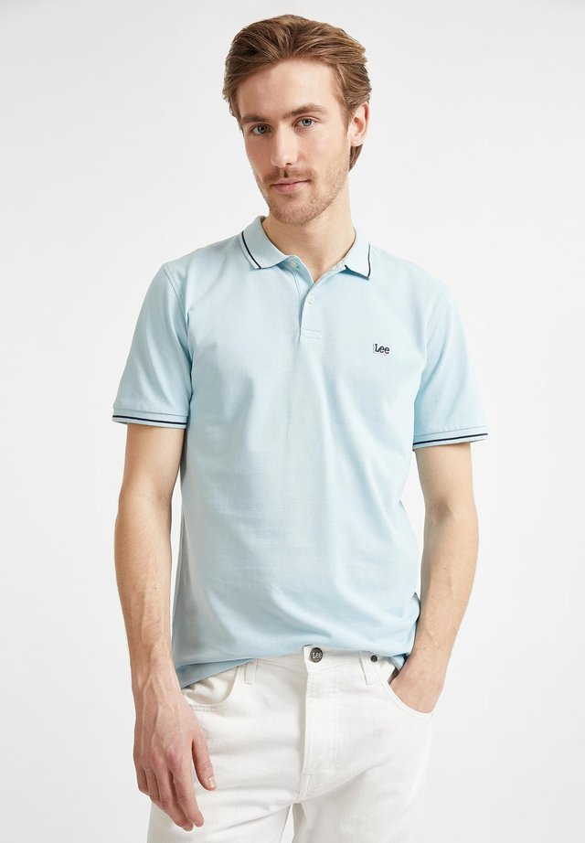 Polo - sterling blue