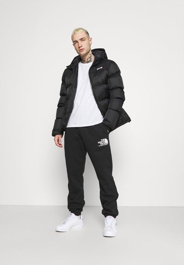 The North Face COORDINATES PANT - Spodnie treningowe - black/czarny Odzież Męska LJKH
