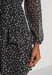 JDY - JDYPENELOPE DRESS - Freizeitkleid - black/grey - 4
