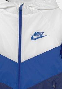 Nike Sportswear - Training jacket - white/game royal/blue void - 2