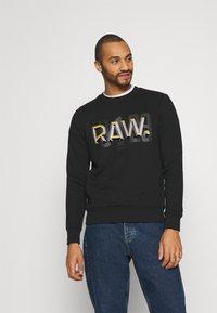 G-Star - RAW - Sweatshirt - black - 0