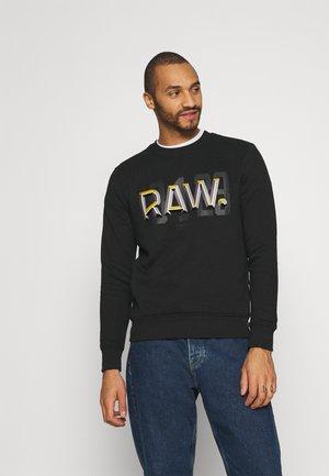 RAW - Sweatshirt - black