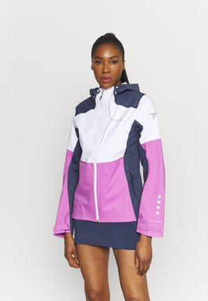 TITAN PASS™ - Outdoor jacket - white/blossom pink/nocturnal