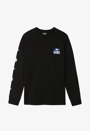 MN WIDOW MAKER LS - T-shirt basic - black