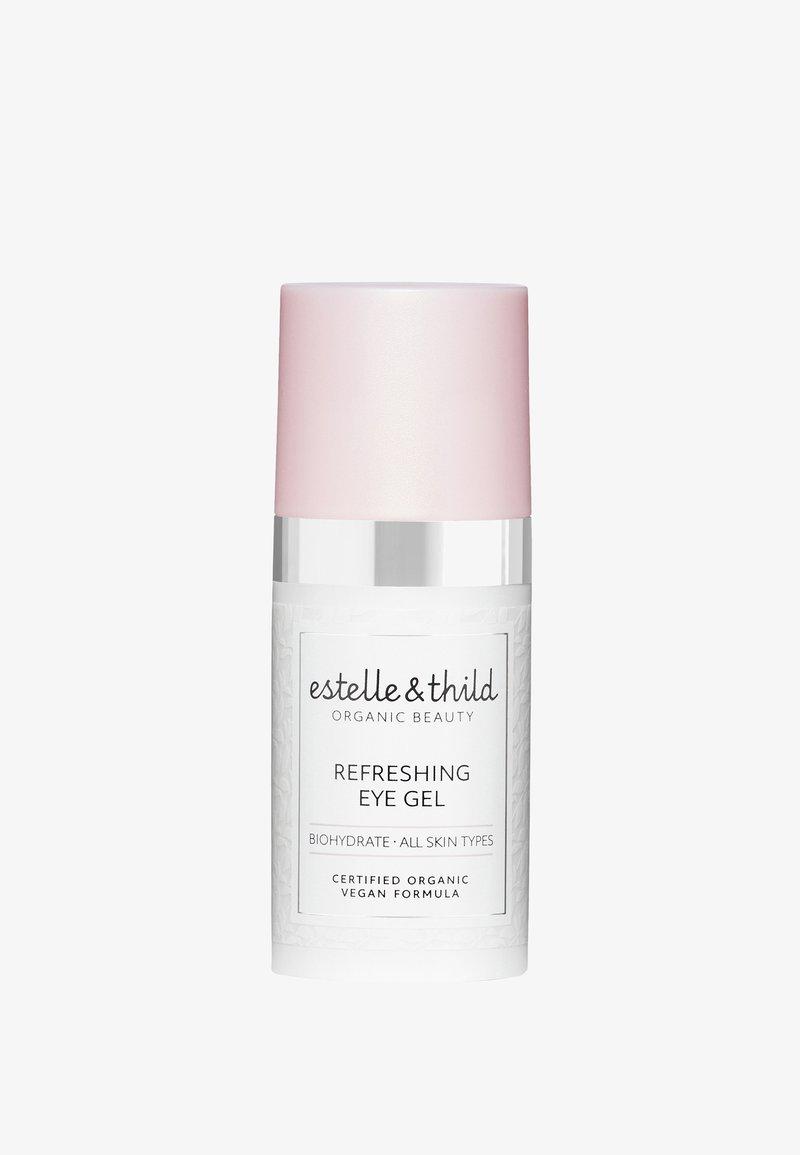 Estelle & Thild - BIOHYDRATE REFRESHING EYE GEL  - Eyecare - -