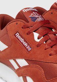 Reebok Classic - CLASSIC NYLON SHOES - Trainers - mason red - 6