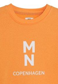 Mads Nørgaard - TALINKA - Sweatshirt - orange - 2