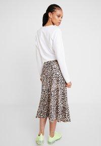 Monki - BRISA SKIRT TRIAL ORDER - A-line skirt - pink - 2