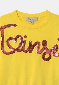 TWINSET - Jumper - sunny lemon - 2