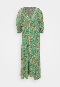 EARTHFOLK - Maxi dress - green combo