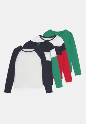 NKMNEO 5 PACK - Långärmad tröja - dark sapphire