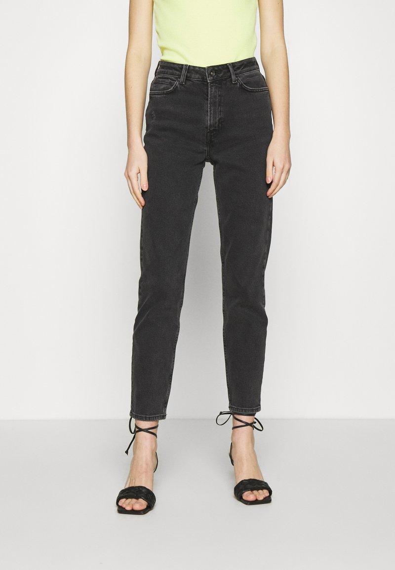 JDY - JDYKAJA LIFE - Jeans a sigaretta - black denim