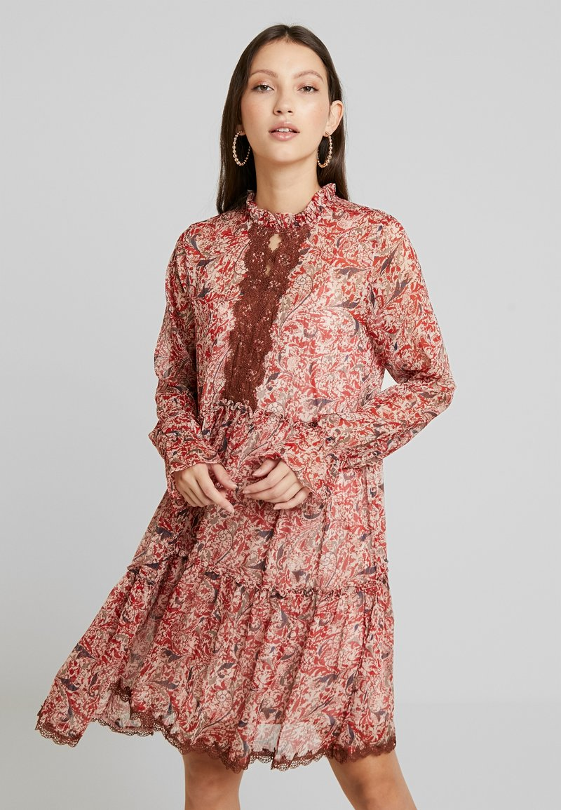 YAS - YASTURA DRESS - Day dress - port royale