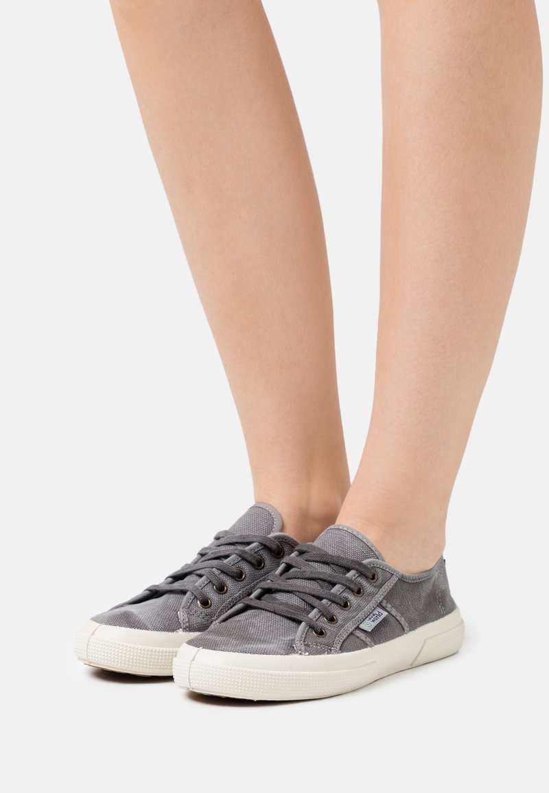 Natural World - Sneakers basse - gris