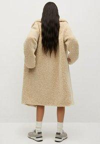 Mango - RIZOS - Classic coat - beige - 2