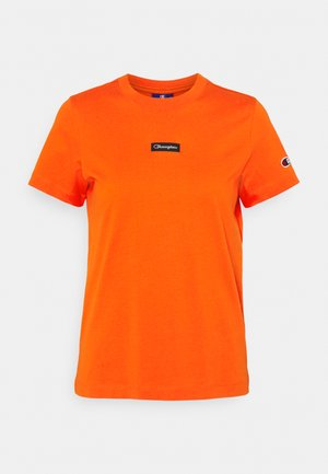 CREWNECK - T-shirt print - red