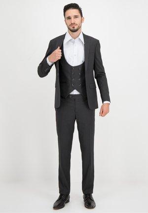 DREITEILER - Suit - schwarz