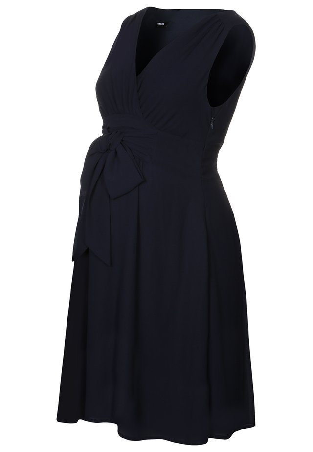 DRESS LIANE - Robe d'été - dark blue