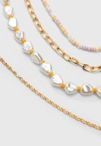 Stradivarius - SET - Bracelet - gold - 3