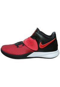 Nike Performance - KYRIE FLYTRAP III - Basketball shoes - black/university red /bright crimson - 0