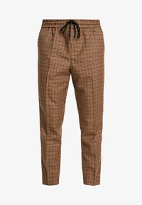 New Look - CROP GINGER WATERS - Pantalones - mid brown - 4