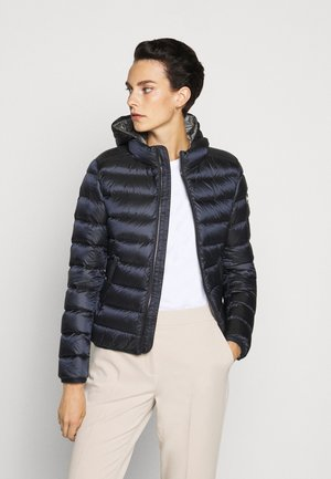 LADIES JACKET - Down jacket - navy blue/dark steel