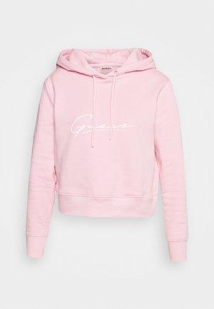 ALEXANDRA HOODED - Hoodie - taffy light pink
