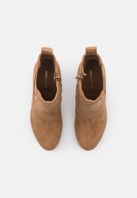 Anna Field - High heeled ankle boots - camel - 5