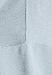 NU-IN - OVERSIZED HOODIE DRESS - Robe d'été - blue - 2