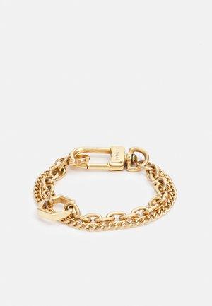 NODE UNISEX - Bracelet - gold-coloured