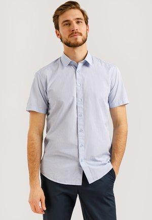 MIT FEINEM KARO-MUSTER - Shirt - wave