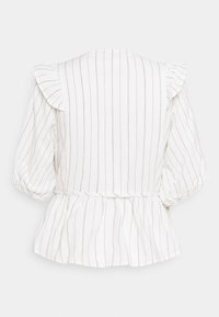 Soft Rebels - VICKIE WRAP TOP - Blouse - snow white/off white - 1