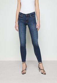 Lee - SCARLETT - Jeans Skinny Fit - mid martha - 0