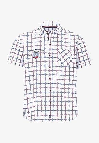 LORIS - Shirt - weiß