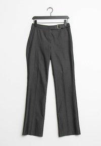Olsen - Trousers - grey - 0