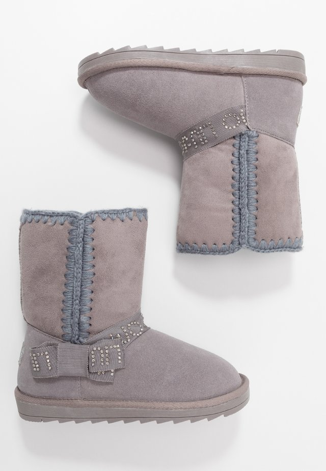 MARGOT BOOTIE - Classic ankle boots - grey