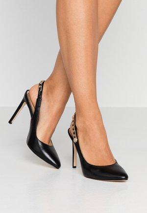 TEDDI - High heels - black