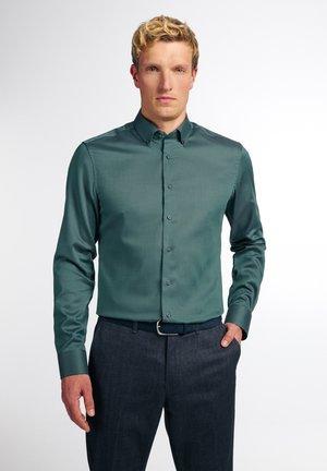 Shirt - flaschengrün