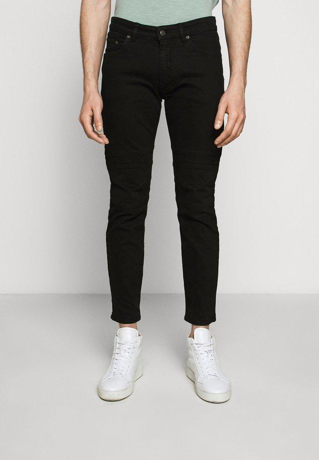 RAZ - Slim fit jeans - schwarz
