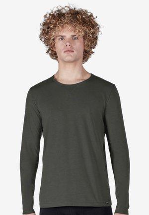 SLOUNGEWEAR  - Long sleeved top - grey
