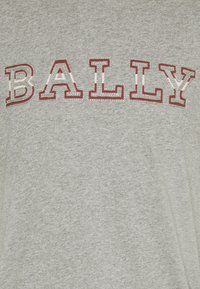 Bally - T-shirt imprimé - grigio melange - 6