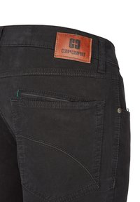 Club of Comfort - Straight leg jeans - schwarz 10 - 5