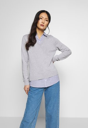 FABMIX - Jumper - light grey